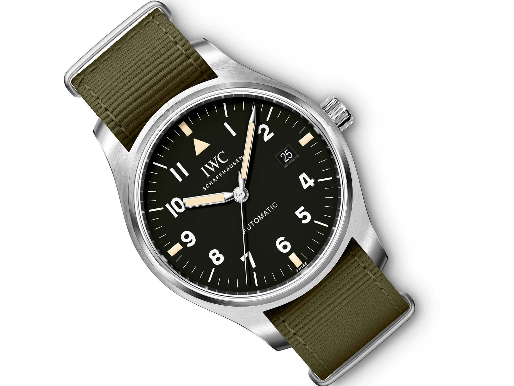 IWC Mark XVIII Pilot watch.