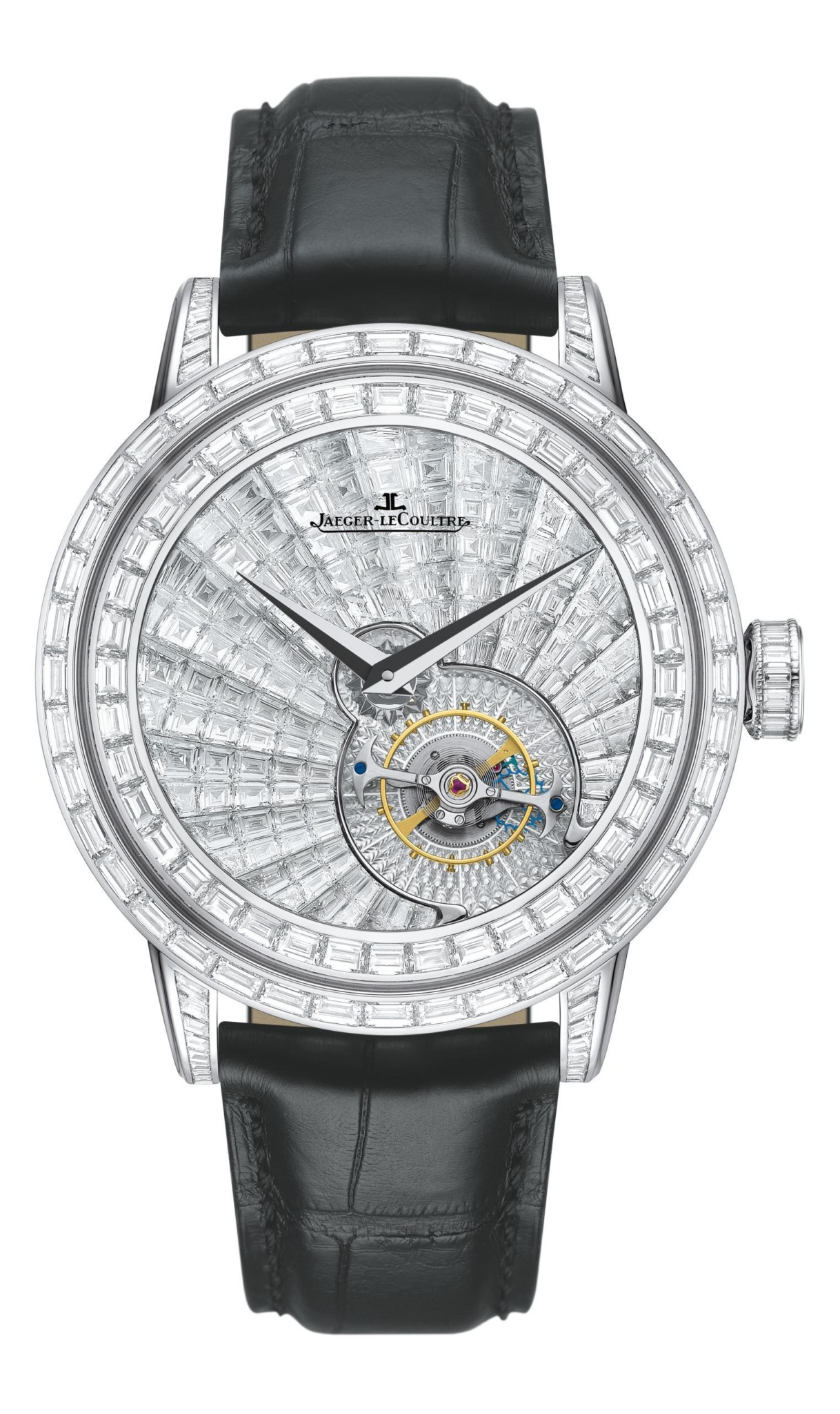 Master Grande Tradition Tourbillon Orbital