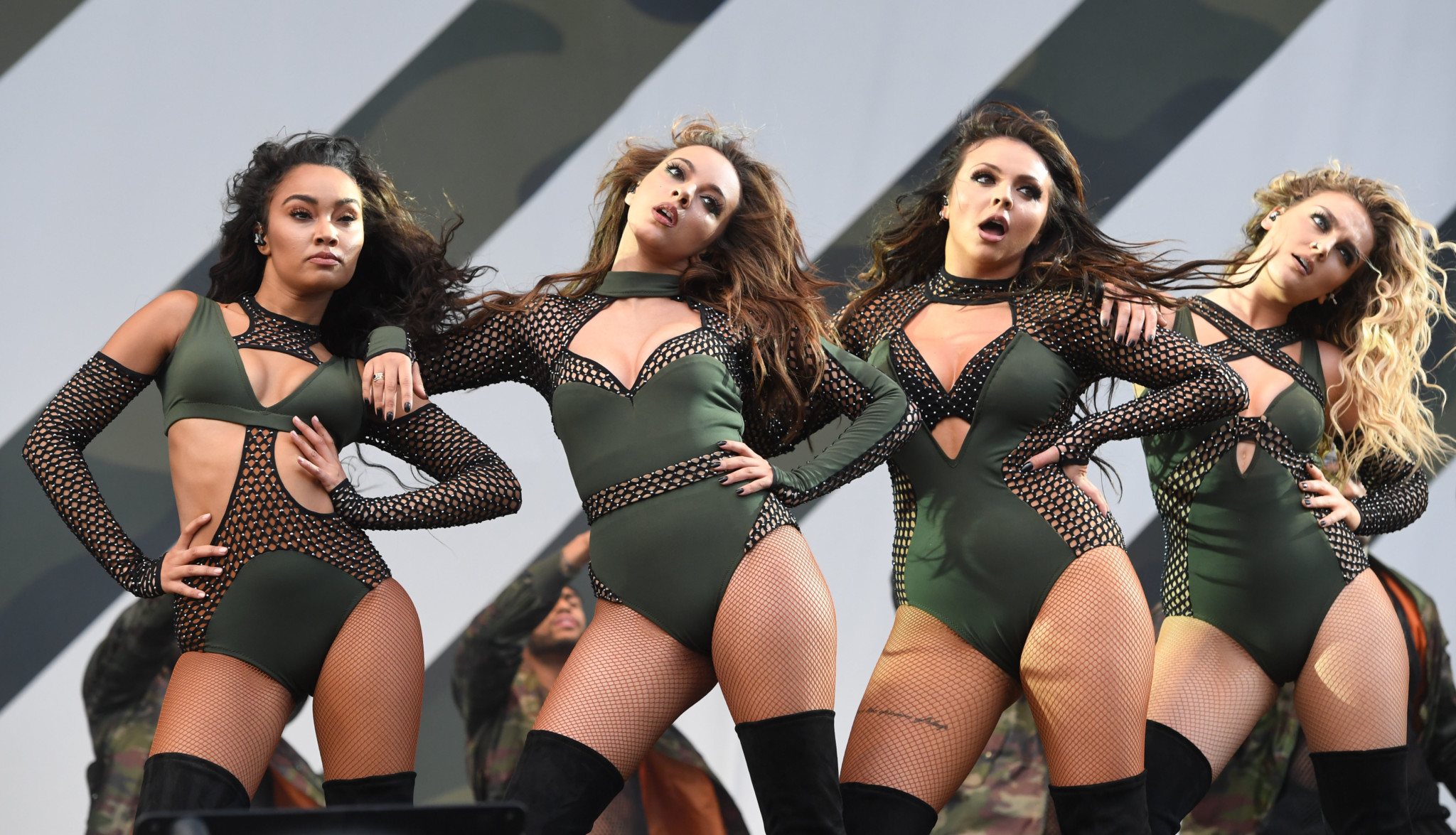 Little Mix will headline the Fusion Festival.  (Photo by Stuart C. Wilson/Getty Images)