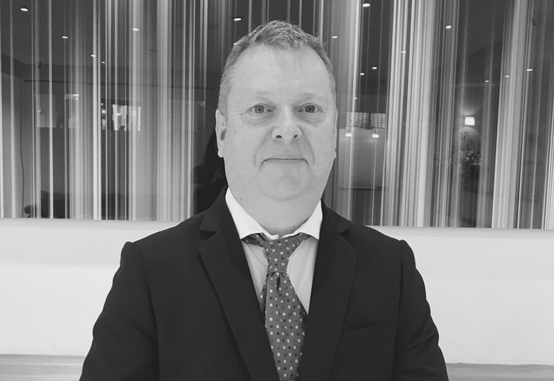 Mark Bowis, new head of Roseberys' watch and jewellery department