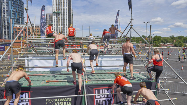 Men's Health Survival of the Fittest 2017, Wembley, London - 8 July 2017
