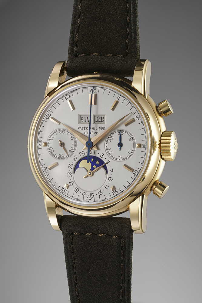 1 - Patek Phillipe 2499
