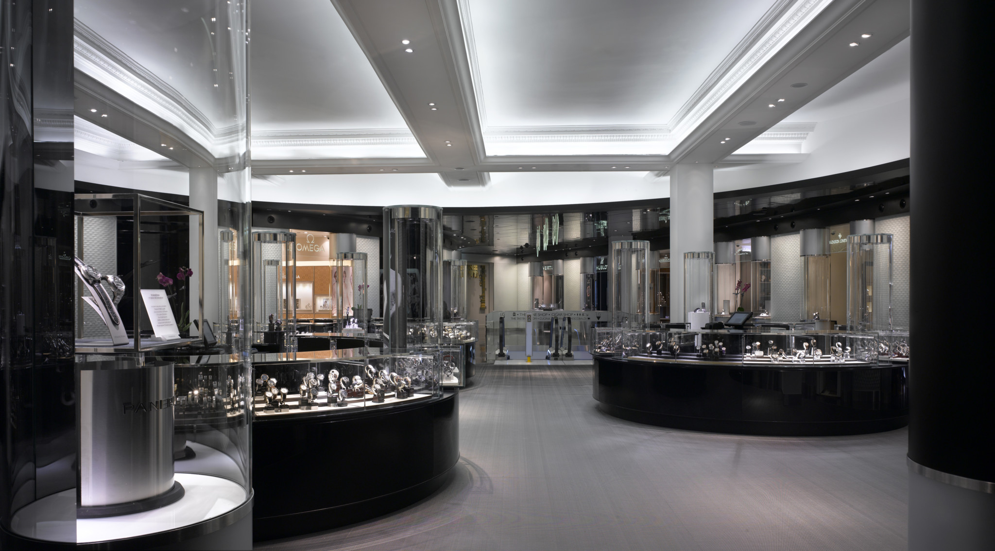 The current Fine Watch Room will be transformed into a two-storey luxury environment.