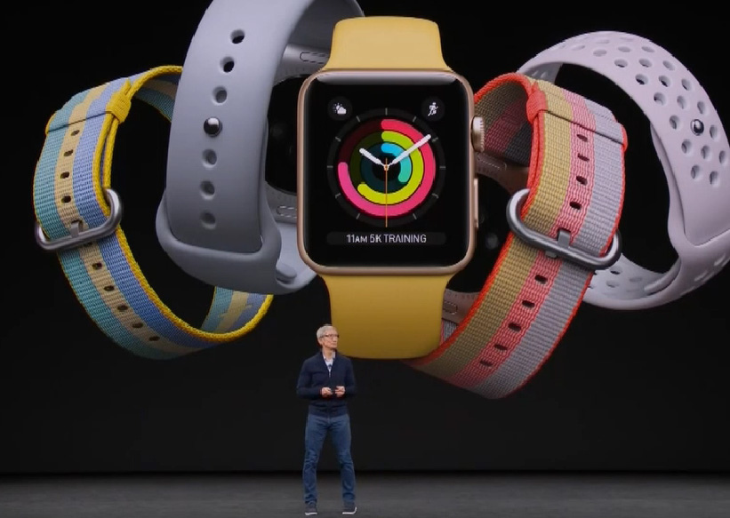 apple watch number one