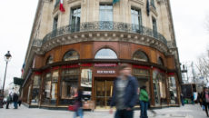 Bucherer's Paris boutique opened in 2013 and is one of the largest jewellery and watch showrooms in Europe. (Photo credit  BERTRAND LANGLOIS/AFP/Getty Images)