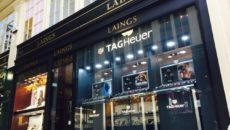 Laings TAG Heur shop in shop