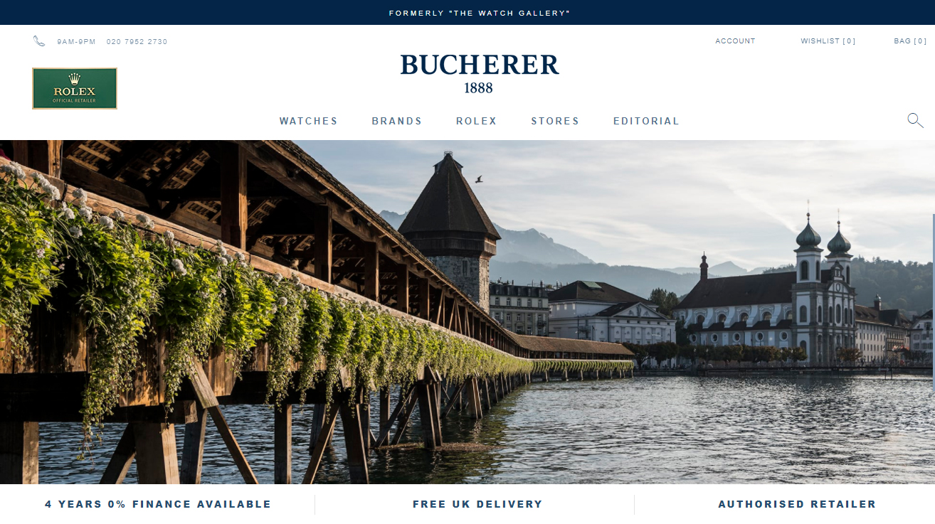 Thewatchgallery.com is no more, replaced by Bucherer.co.uk.