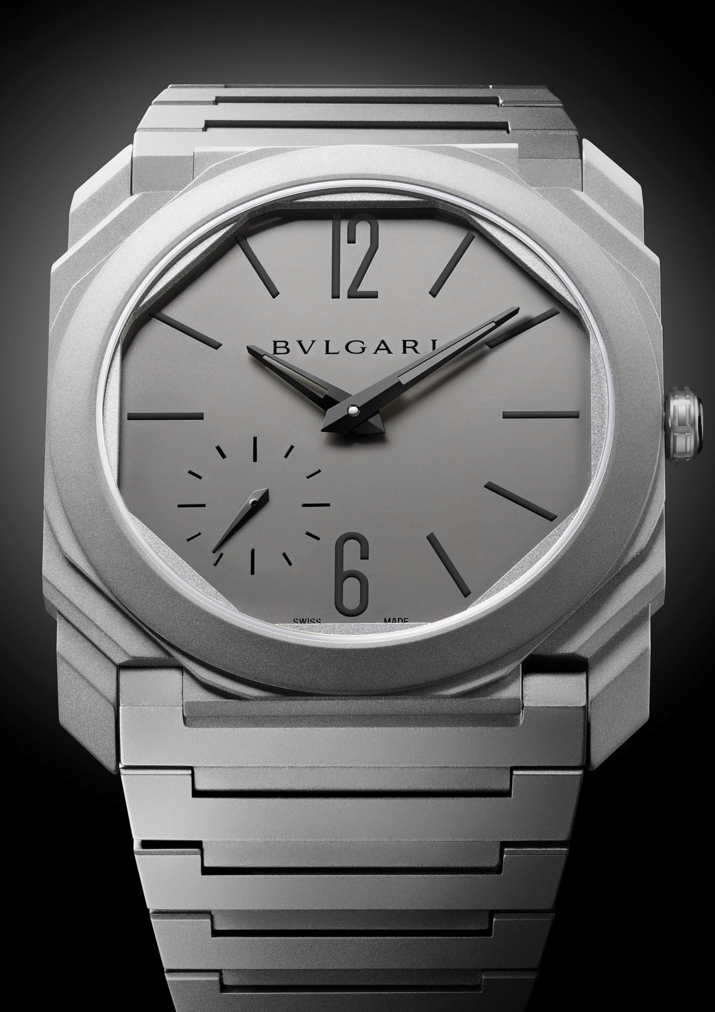 Men's Watch Prize: Bvlgari, Octo Finissimo Automatic.