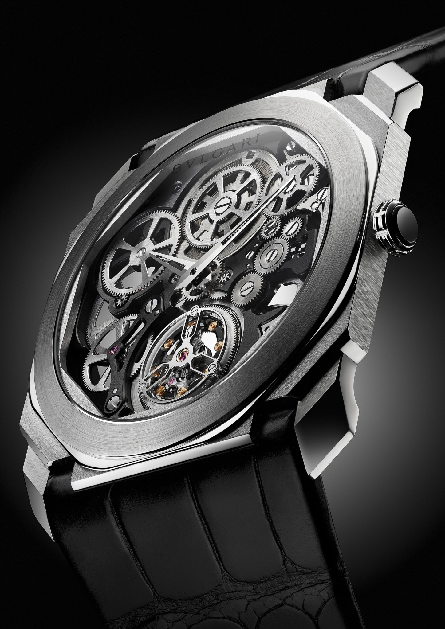 Tourbillon and Escapement Watch Prize: Bvlgari, Octo Finissimo.