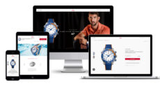 201711_OMEGA launches e-commerce for the first time