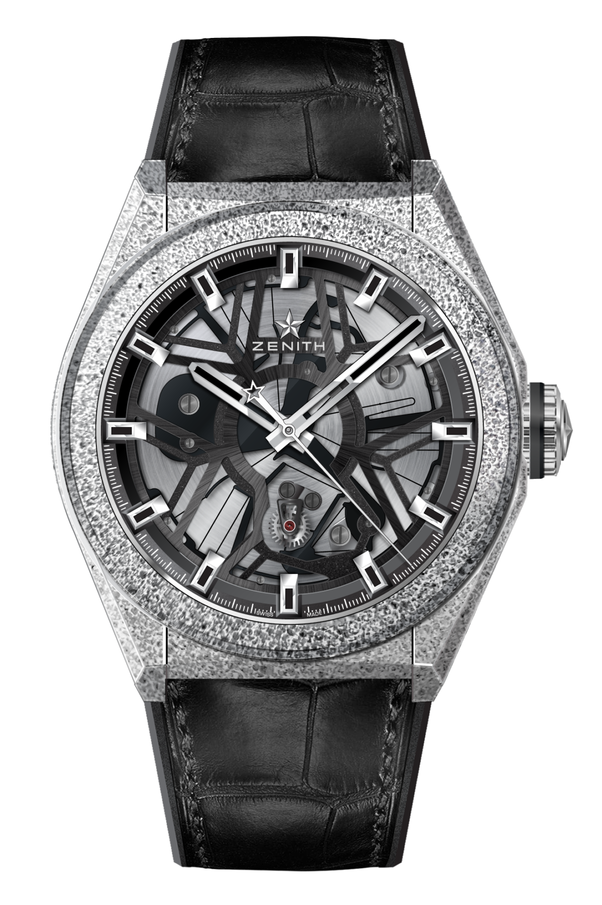Innovation Prize: Zenith, Defy Lab.