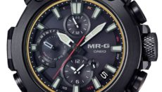 The All New Mid-Size 2 Way Time Sync MR-G (PRNewsfoto/Casio America, Inc.)