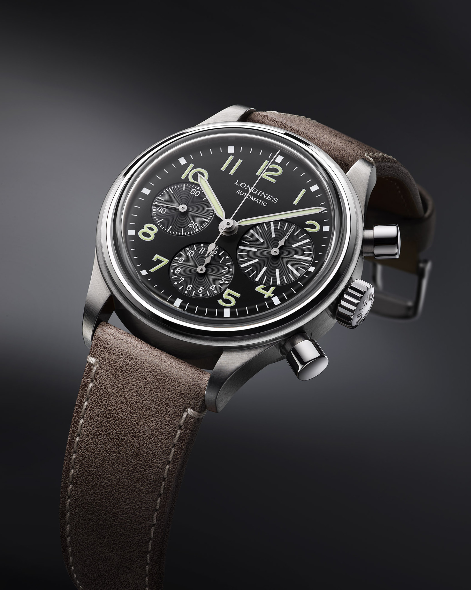 """Revival"" Prize: Longines, The Longines Avigation BigEye."