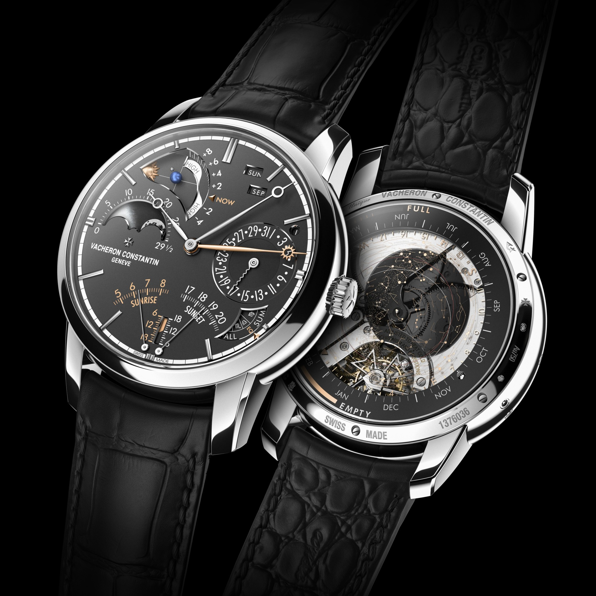 Mechanical Exception Watch Prize: Vacheron Constantin, Les Cabinotiers Celestia Astronomical Grand Complication 3600.