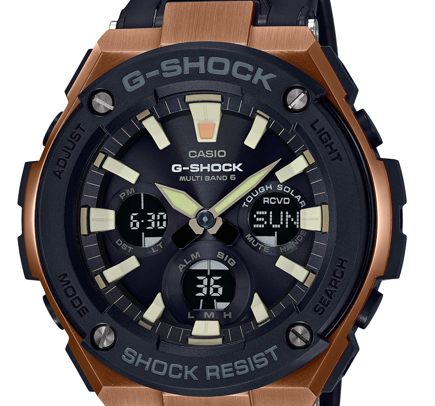 Sports Watches Of The Year Casio G Shock G Steel Gst W120l