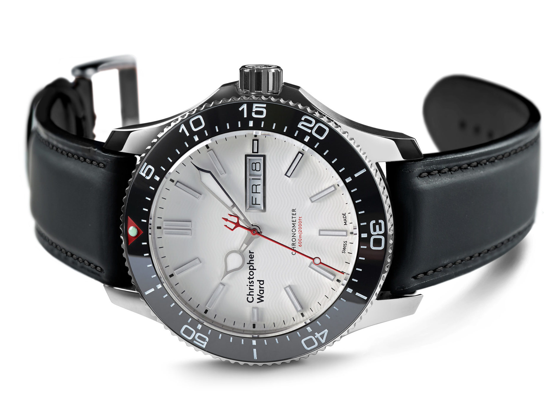 Christopher Ward C60 TRIDENT LIMITED EDITION 1