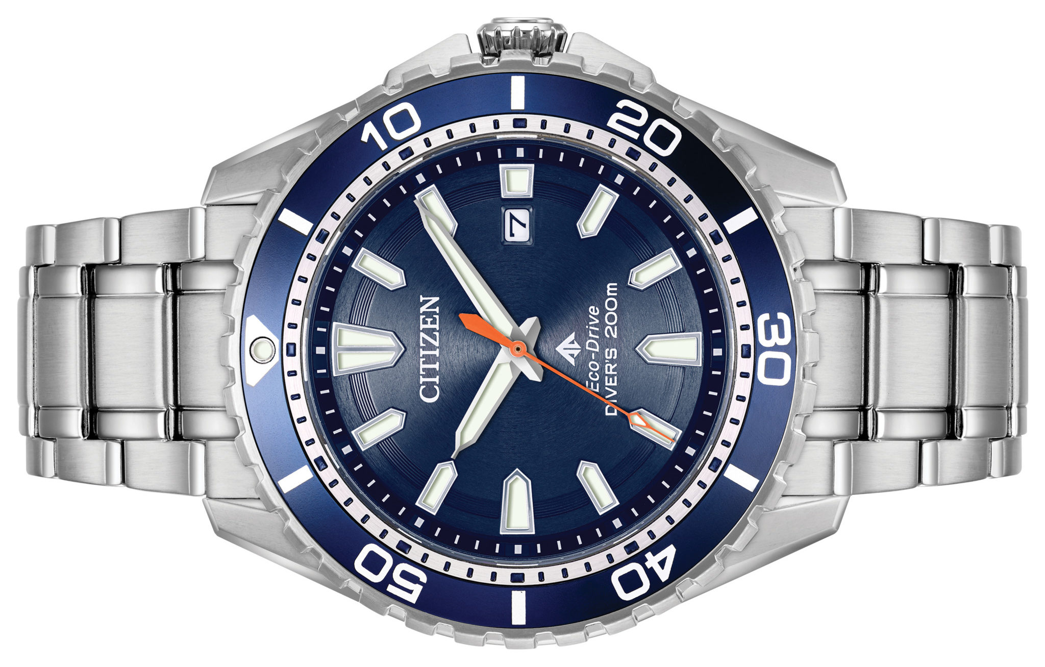 Citizen diver