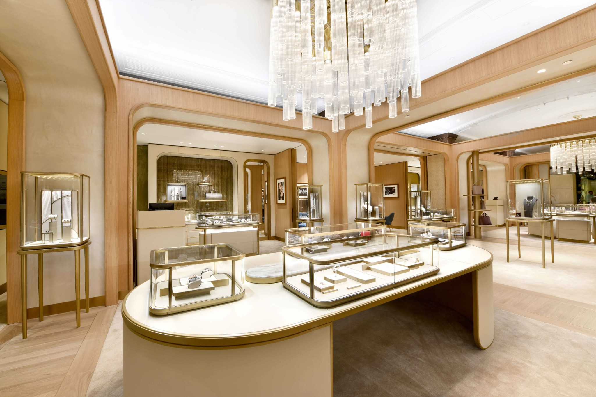 Cartier Opens Its Largest Boutique In Harrods Watchpro