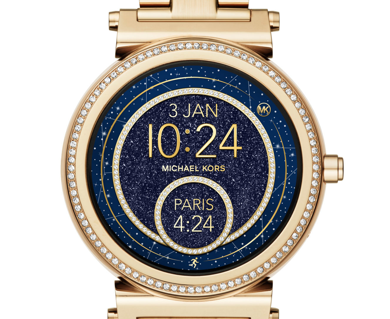 a1cee216f1341 SMART OR CONNECTED WATCH OF THE YEAR  Winner  Michael Kors Access Ladies   Sophie