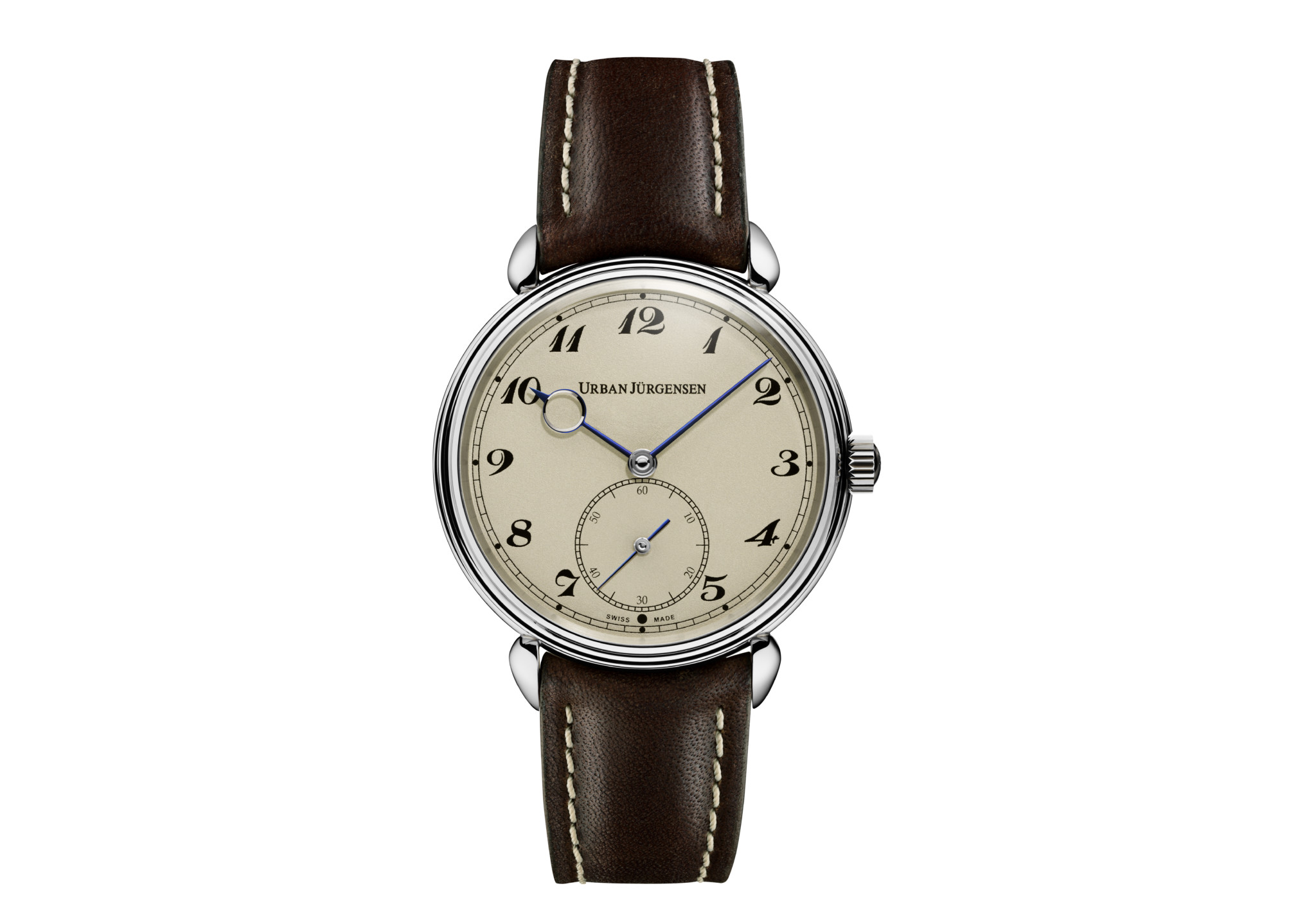 Urban Jurgensen Alfred White Background