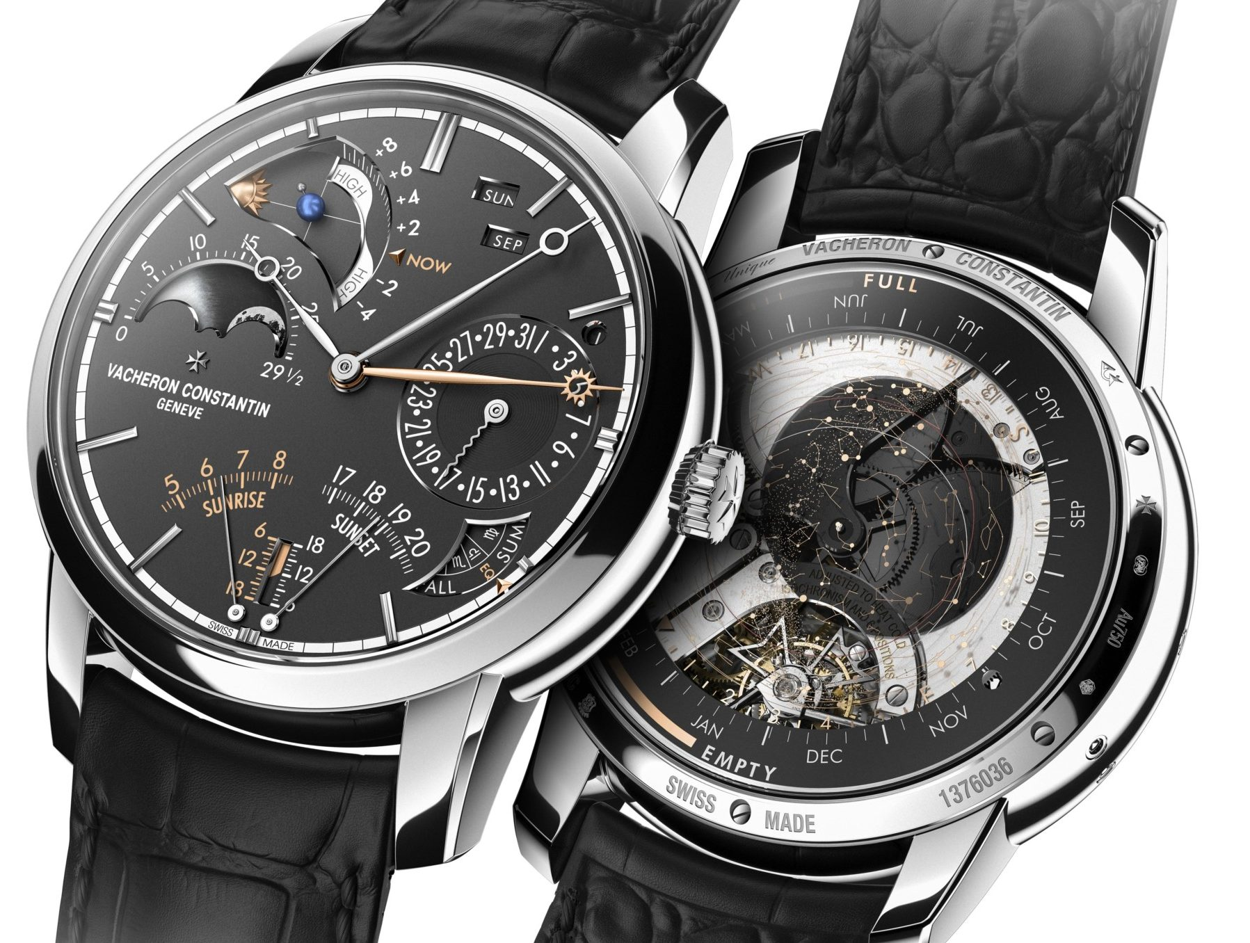 SHOWSTOPPER WATCHES OF THE YEAR: Vacheron Constantin Les ...