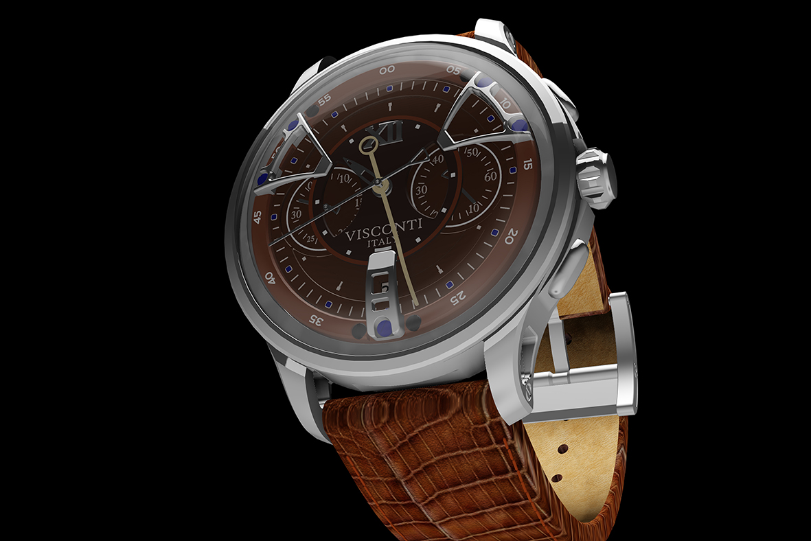 AFFORDABLE LUXURY WATCHES OF THE YEAR: Visconti Opera GMT