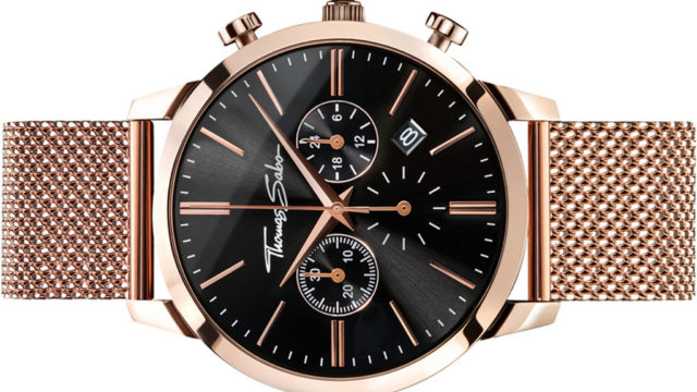 d61911fcd732 QUARTZ WATCHES OF THE YEAR  Thomas Sabo Rebel Spirit - WatchPro