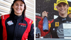 Paige Bellerby and Jody Fannin will receive support from British watch company Christopher Ward.