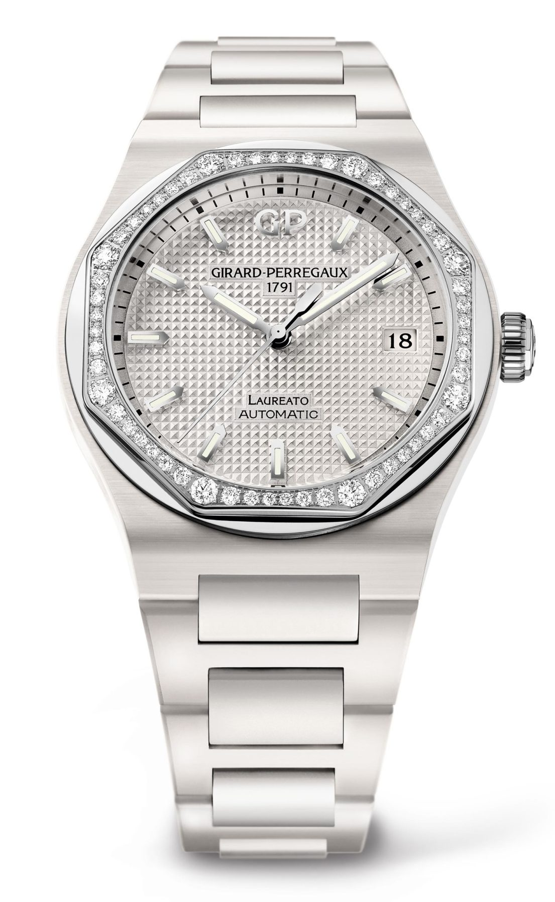 Laureato white ceramic 2