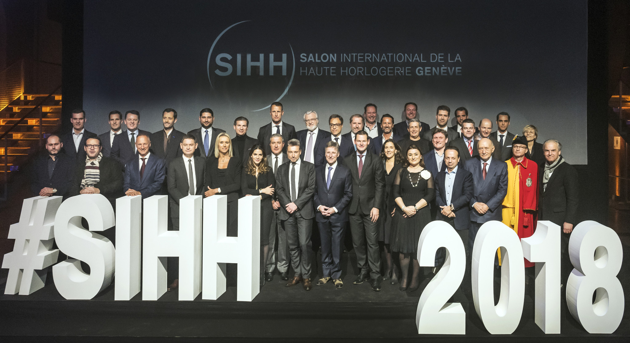 SIHH 2018 party