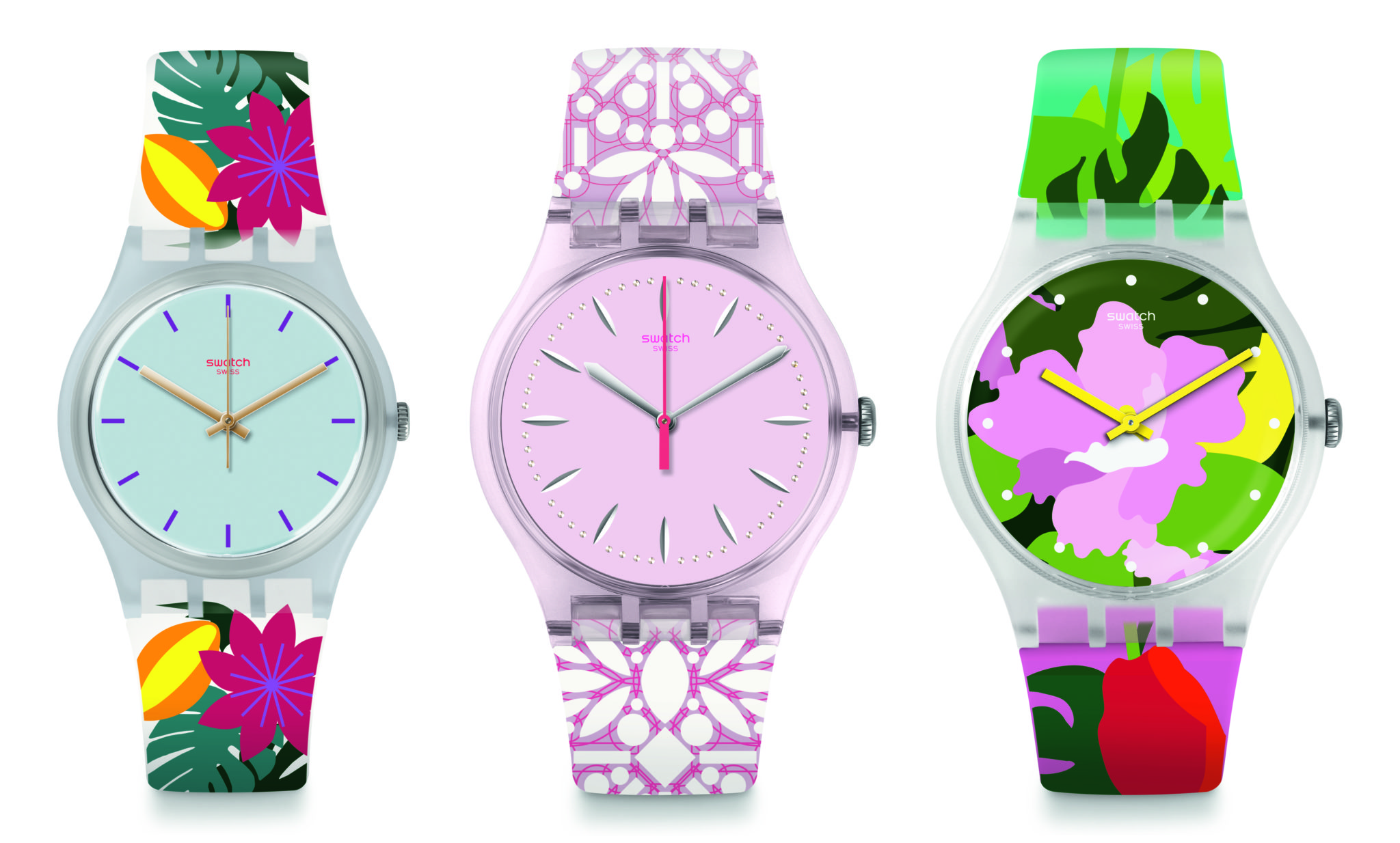 Swatch British Collection