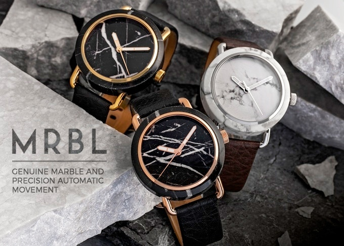 MRBL watches