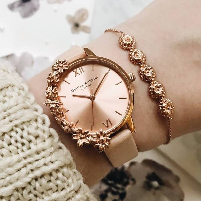 Olivia Burton watches and jewellery