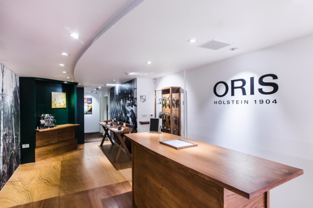 Oris Pop Up