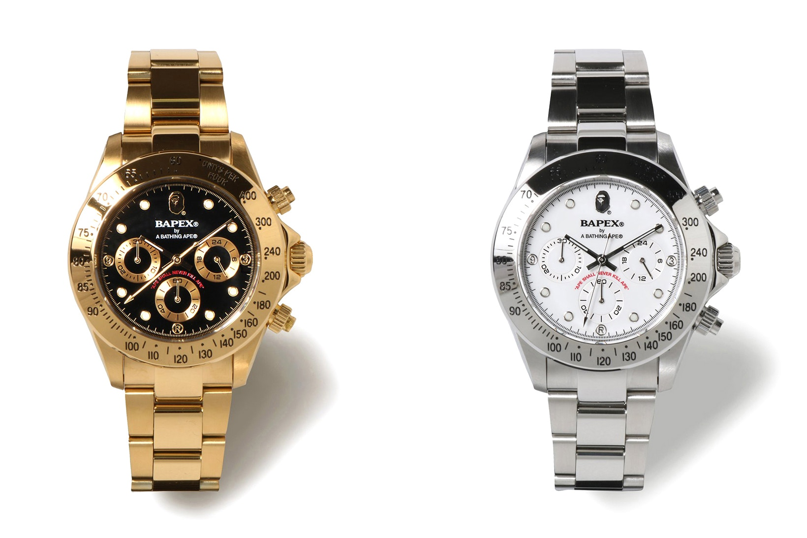 Bape S Rolex Lookalikes Raise Questions About Limits On Intellectual