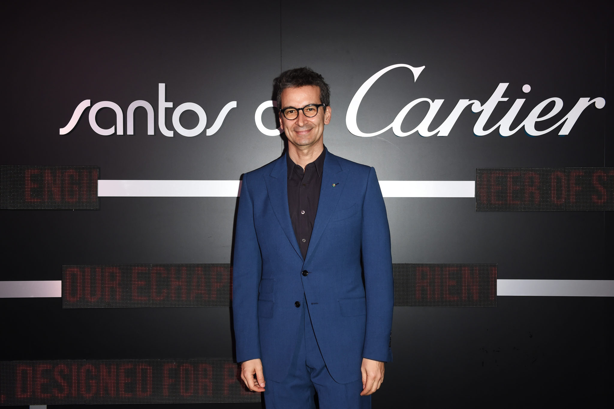 Cartier Legendary Thrill, Cocktail Party