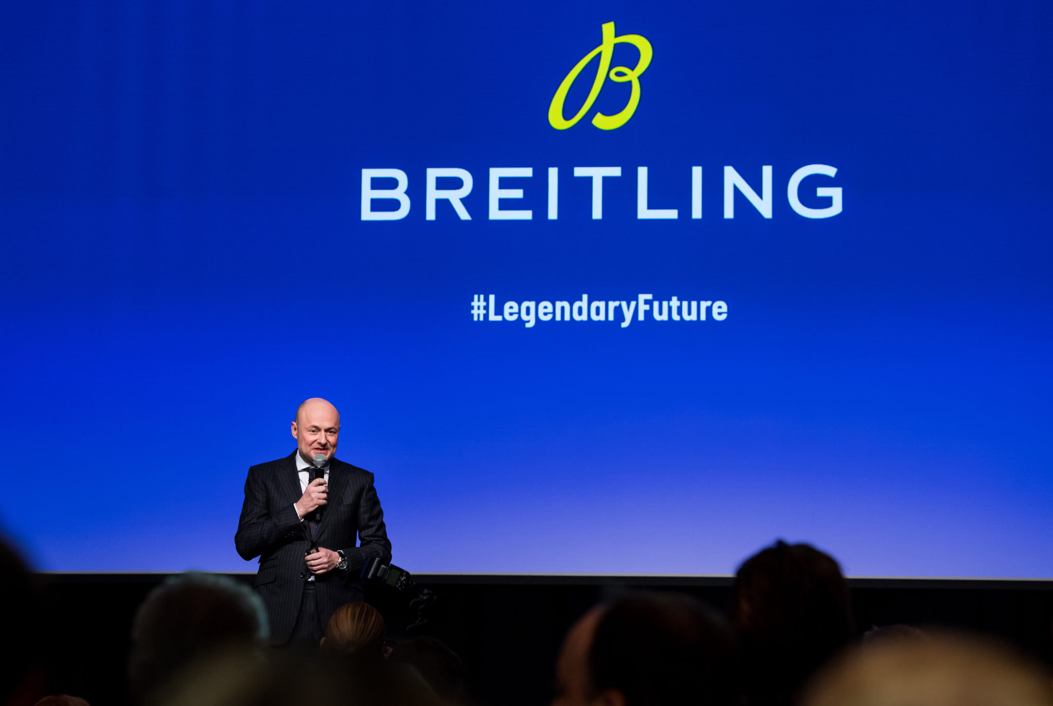 Breitling Roadshow '#LEGENDARYFUTURE' Navitimer 8, Munich