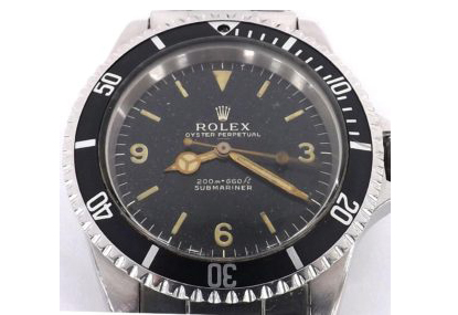 rolex auction