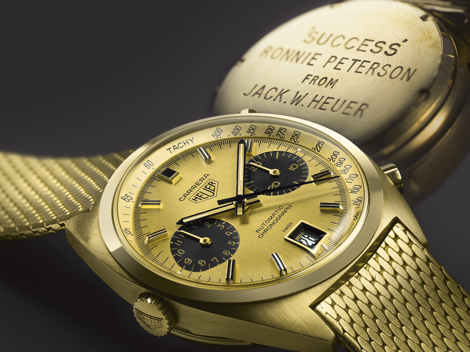 Bonhams sets new world record price for any modern TAG Heuer sold at auction