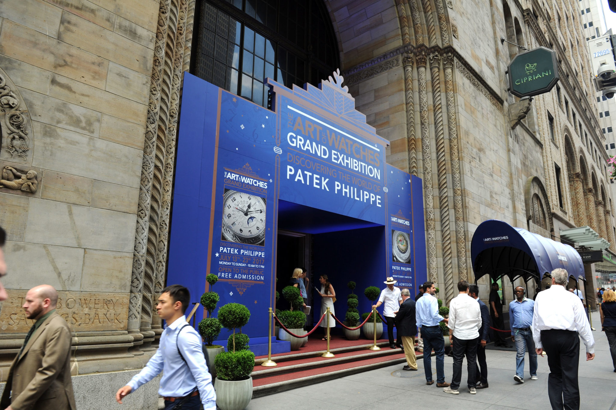 Watch Journal Hosts An Exclusive Private Tour Of Patek Philippe's The Art Of Watches