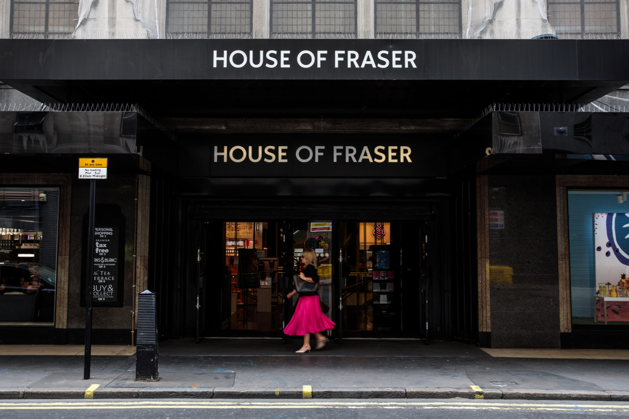 House of Fraser closures cut points of sale for Fossil Group and others across the UK