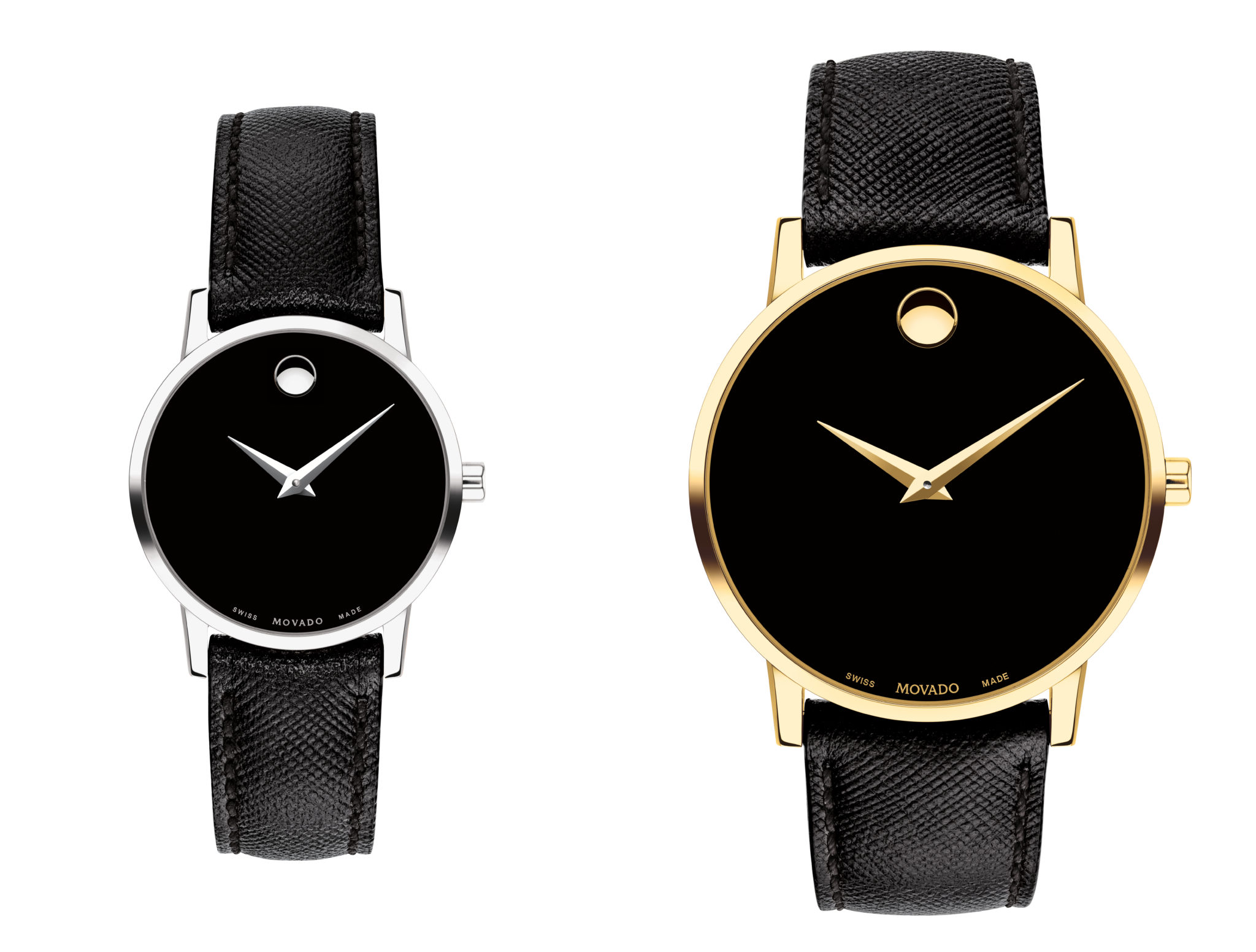 Movado Museum Classic ladies and men