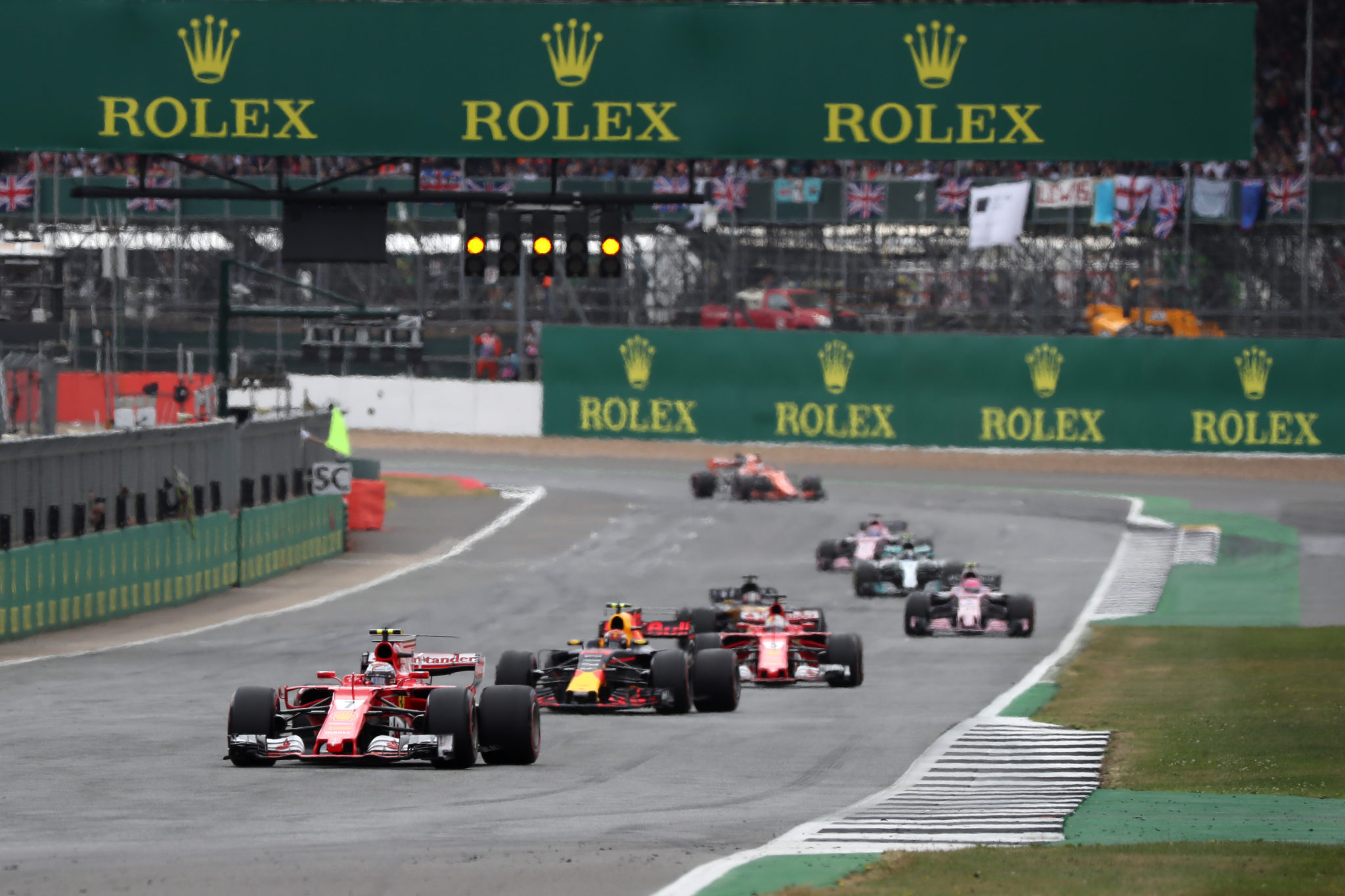 Rolex returns as title sponsor of the British Grand Prix on its 70th ...
