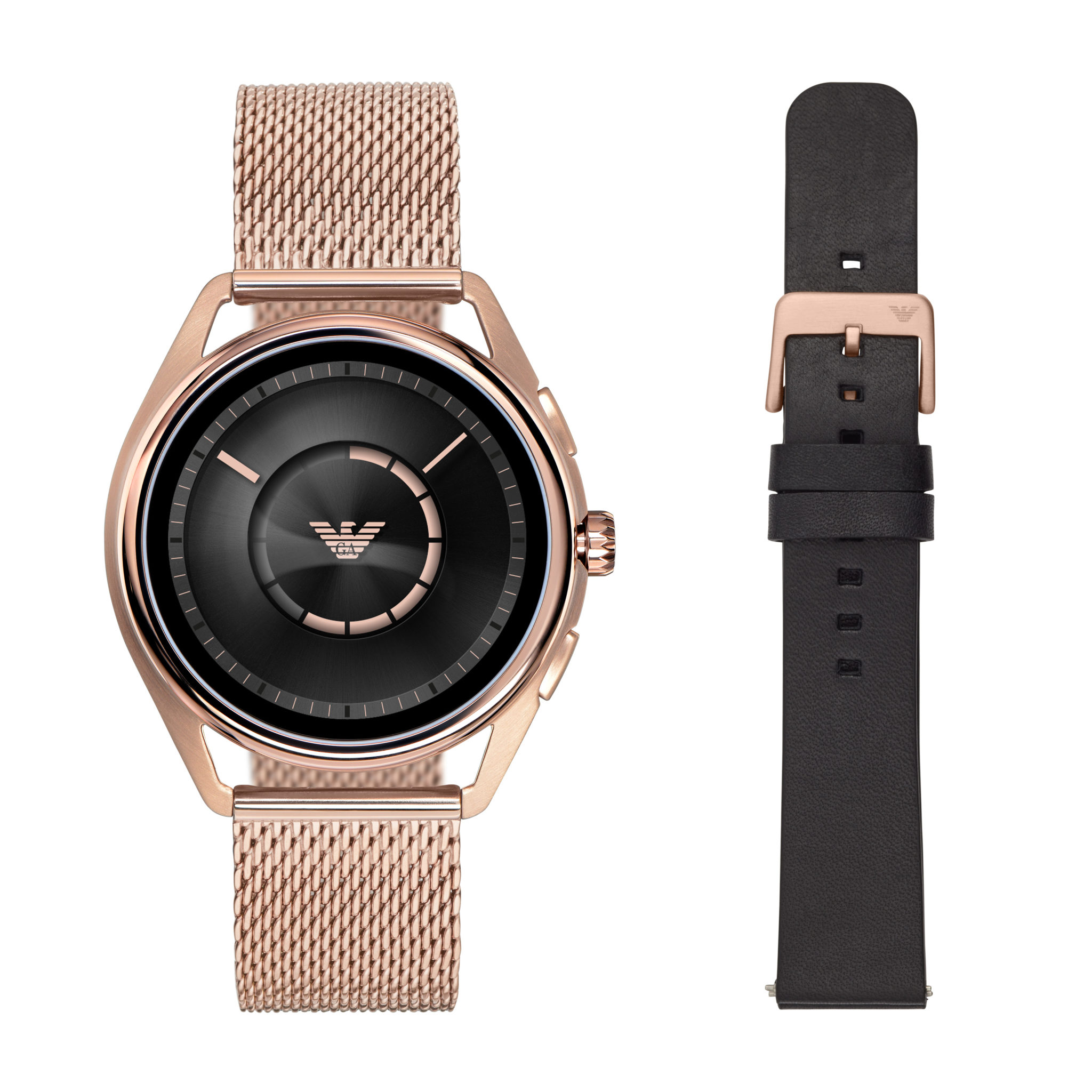 93e861c0b64e2 An in-built NFC-based payment system will work with contactless systems in  UK retailers. The watches are also fitted with Google Assistant