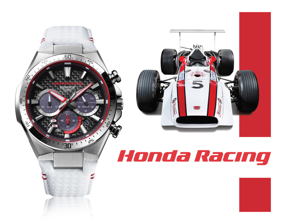 Casio Edifice Honda Racing