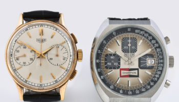 Heuer from 40s & 70s