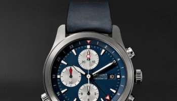 BREMONT x MR PORTER LIMITED EDITION NOVEMBER 2018 – 1