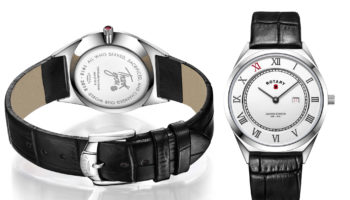 FWW limited edition centenary watch top