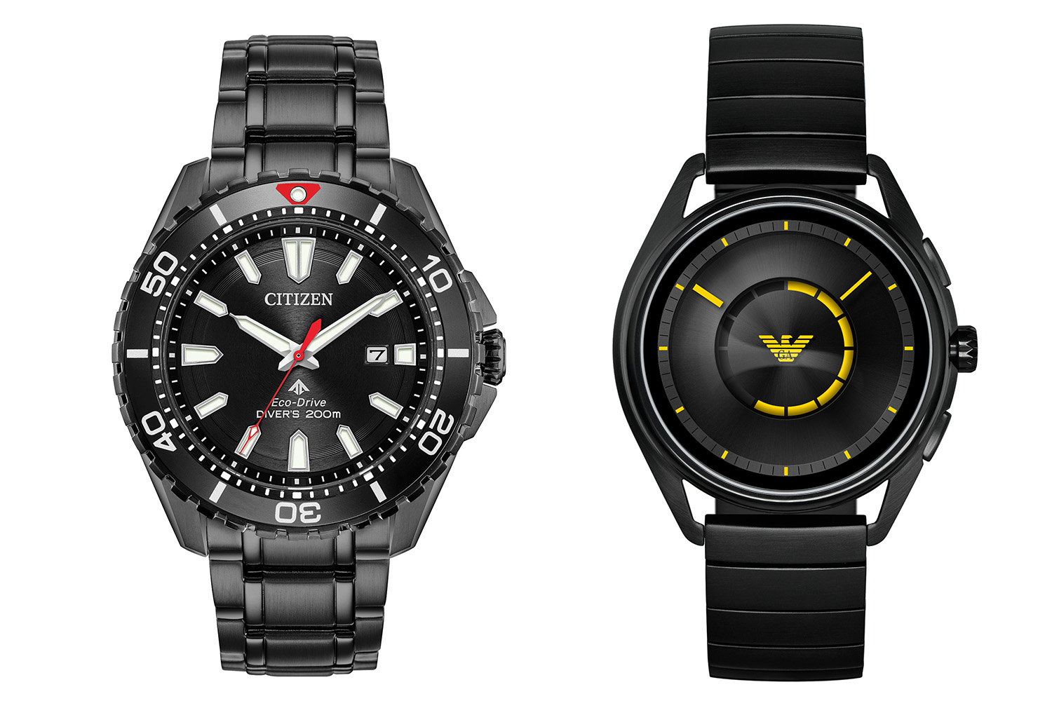 250fd72f6dd242 Citizen and Fossil Group join forces to grow hybrid watch market.  Technology licensing partnership will accelerate product development while  containing ...