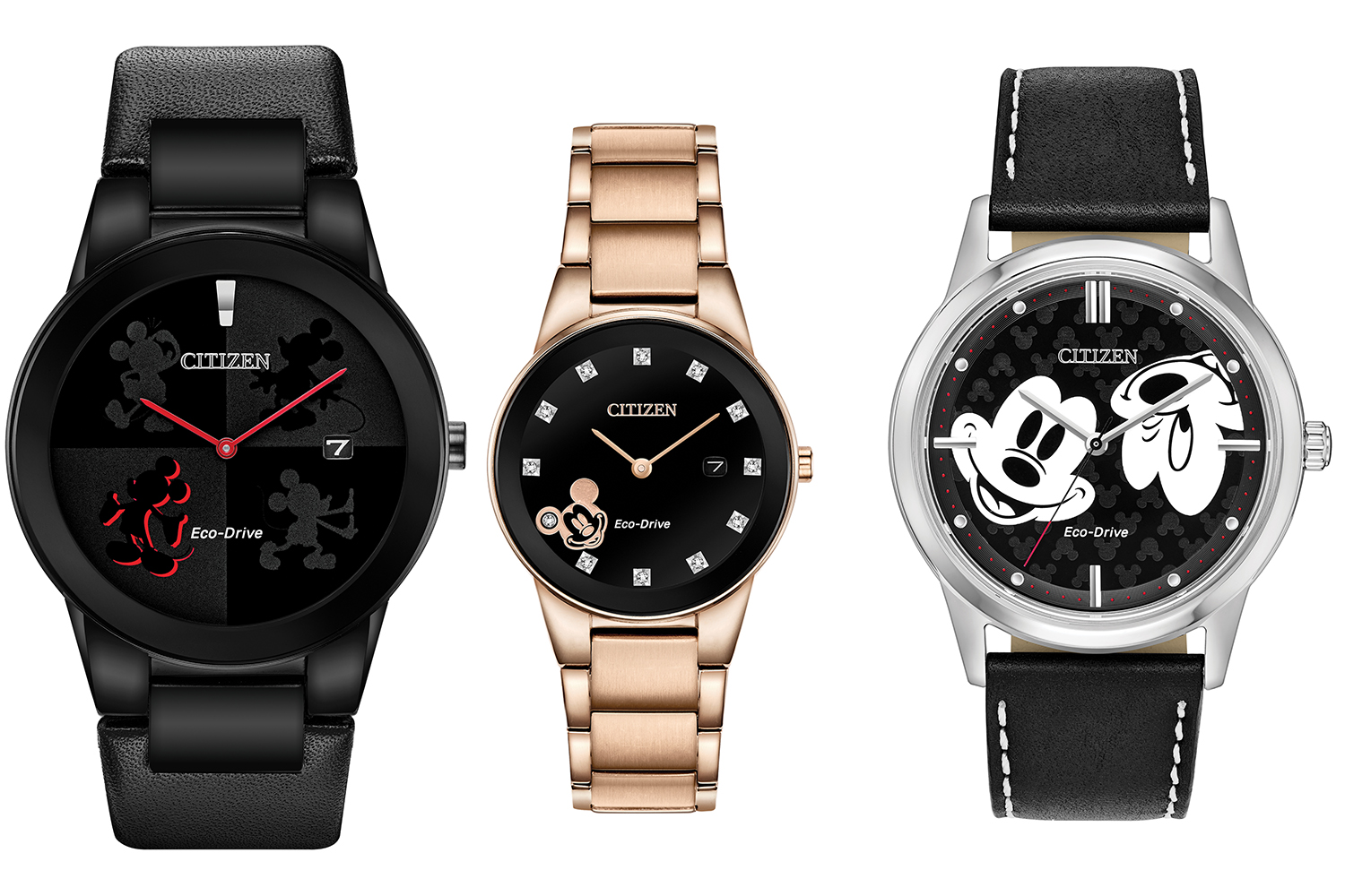 Citizen Mickey Mouse Watches